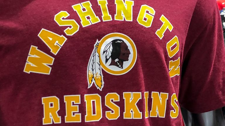 The Redskins are in discussions over a potential name change
