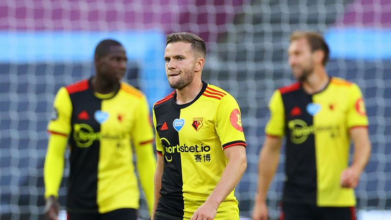 Watford return to the Sky Bet Championship after five years in the top-flight