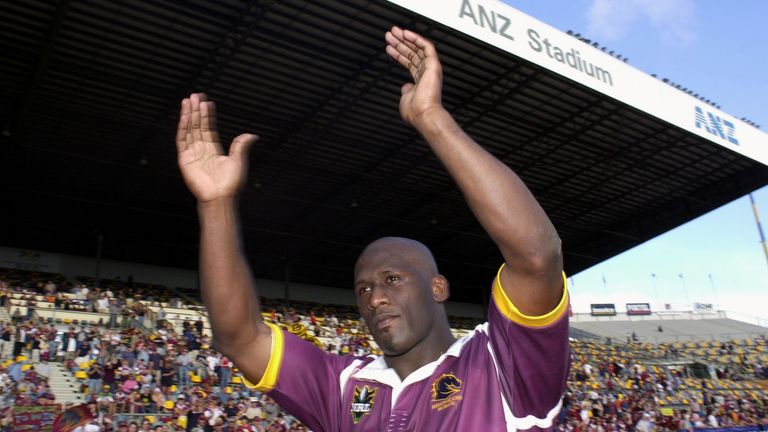 Between 1993 and 2001, Sailor played for the Brisbane Broncos in the NRL