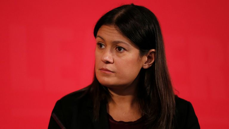 Lisa Nandy called for a 'full inquiry' following the club's administration