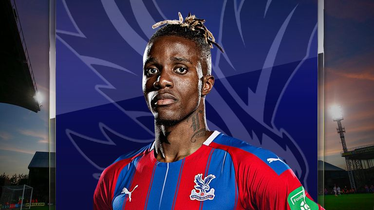 Could Wilfried Zaha's future lie away from Crystal Palace this summer?
