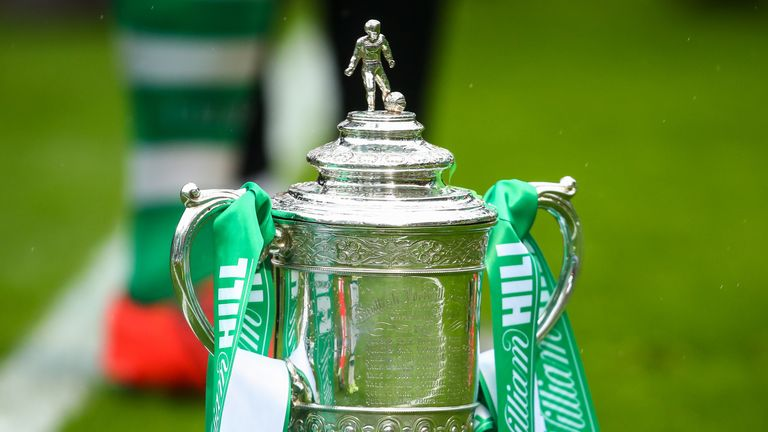 The Scottish Cup final is set to be contested at Christmas