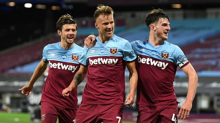 Burnley travel to a West Ham side who beat Chelsea in their last home match
