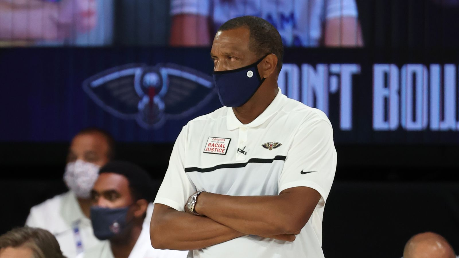New Orleans Pelicans fire head coach Alvin Gentry after poor end to season