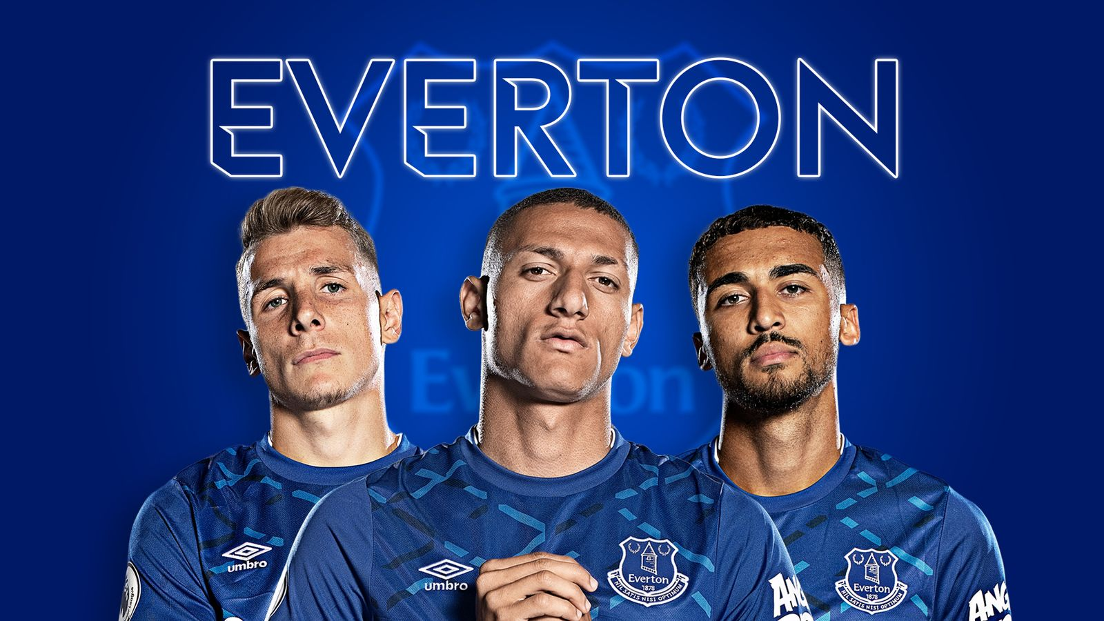 Everton Fixtures Premier League 2020 21 Football News Sky Sports