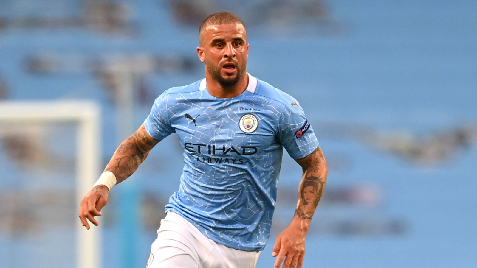 Kyle Walker: Manchester City want Champions League glory more than anything  else now   Football News   Sky Sports