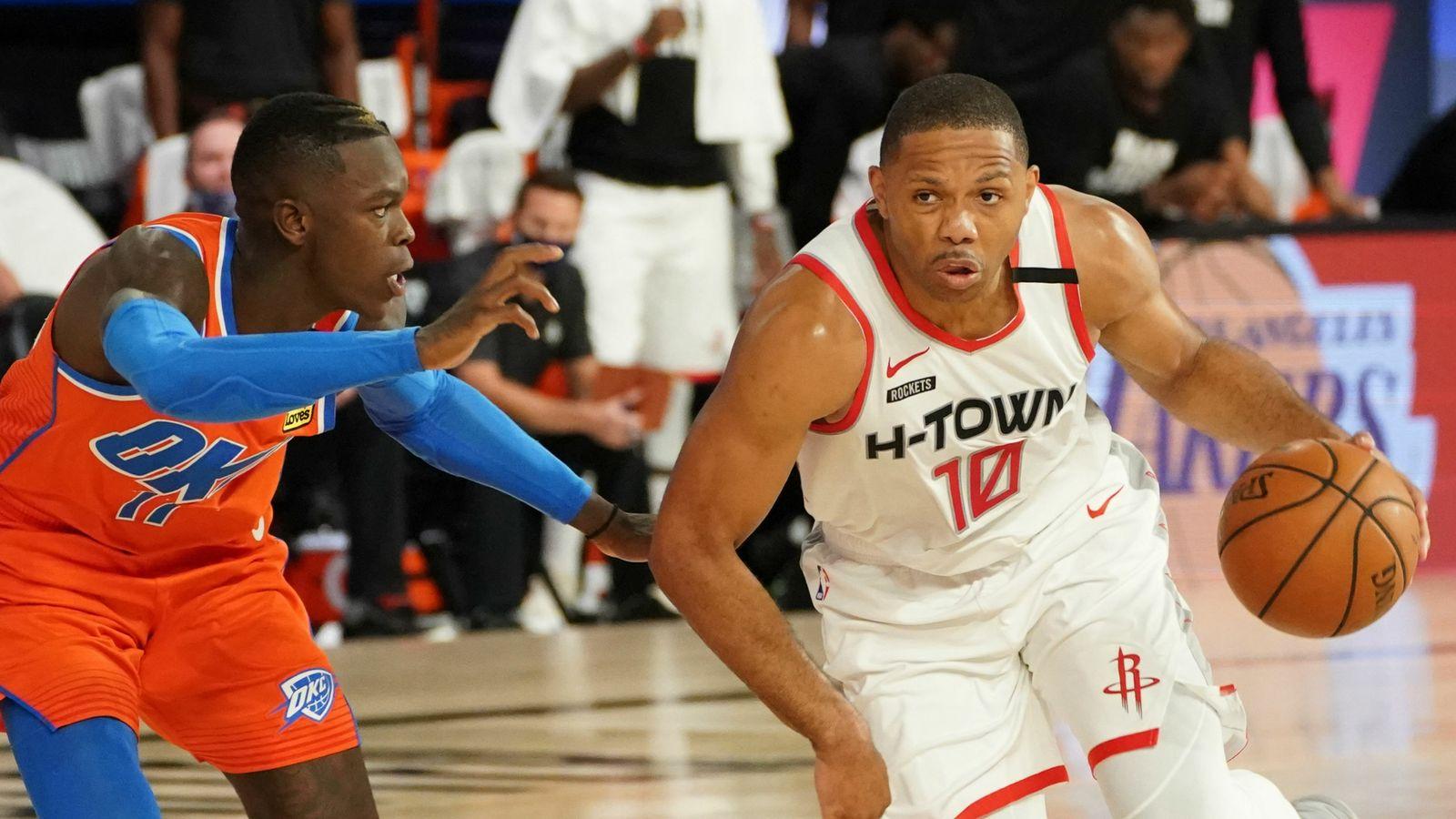 Gm 3: Rockets 107-119 Thunder | NBA News