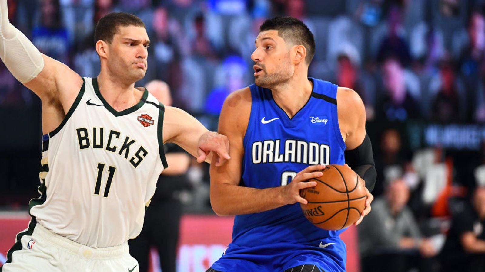 Orlando Magic land surprising victory over top-seeded Milwaukee Bucks