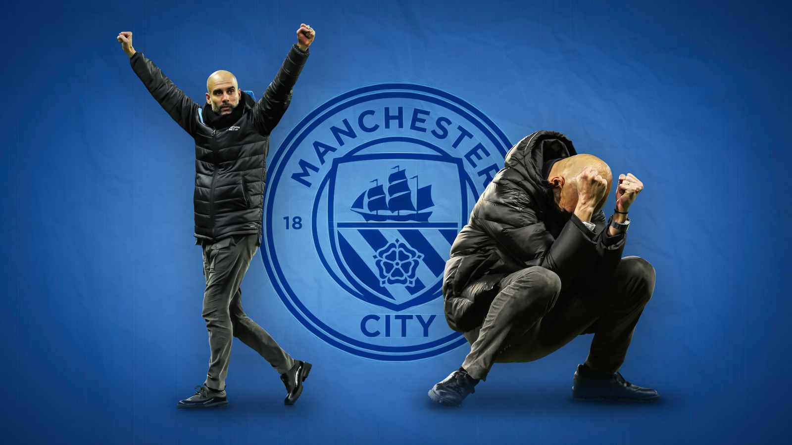 Pep Guardiola's Manchester City have lost intensity and the stats show it - Sky Sports