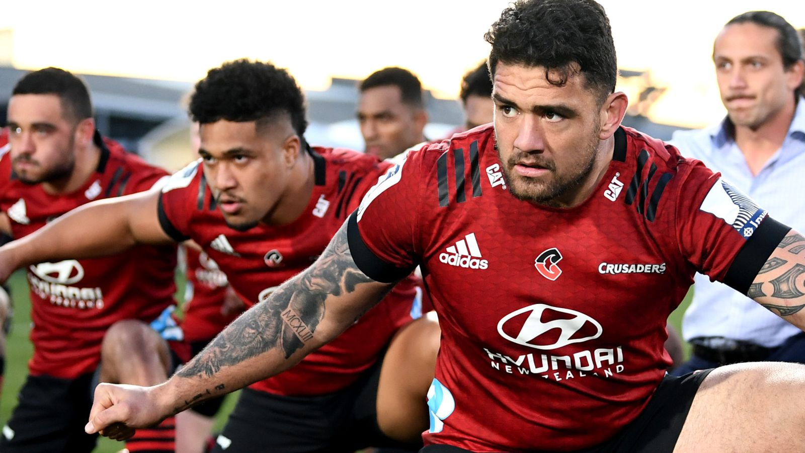 Super Rugby team of the week: Crusaders lead the way after title-clinching win | Rugby Union News