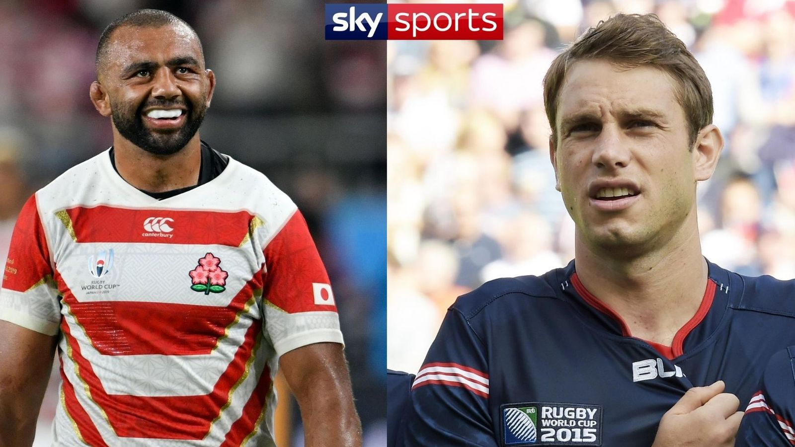 Rugby Podcast: Japan's Michael Leitch and USA's Blaine Scully discuss rugby in emerging nations
