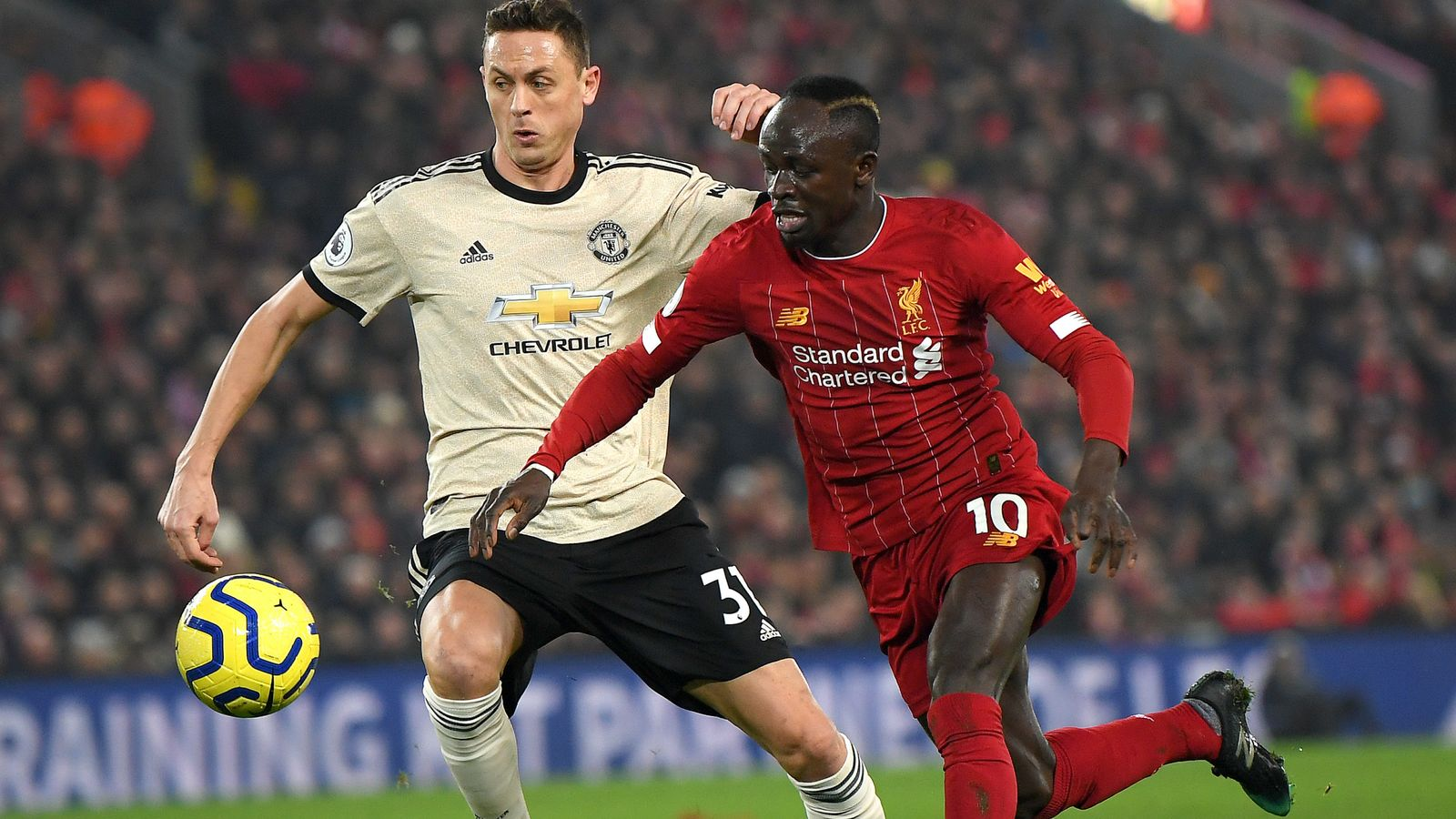 Nemanja Matic: Manchester United 'cannot allow' rivals to dominate Premier League next season - Sky Sports
