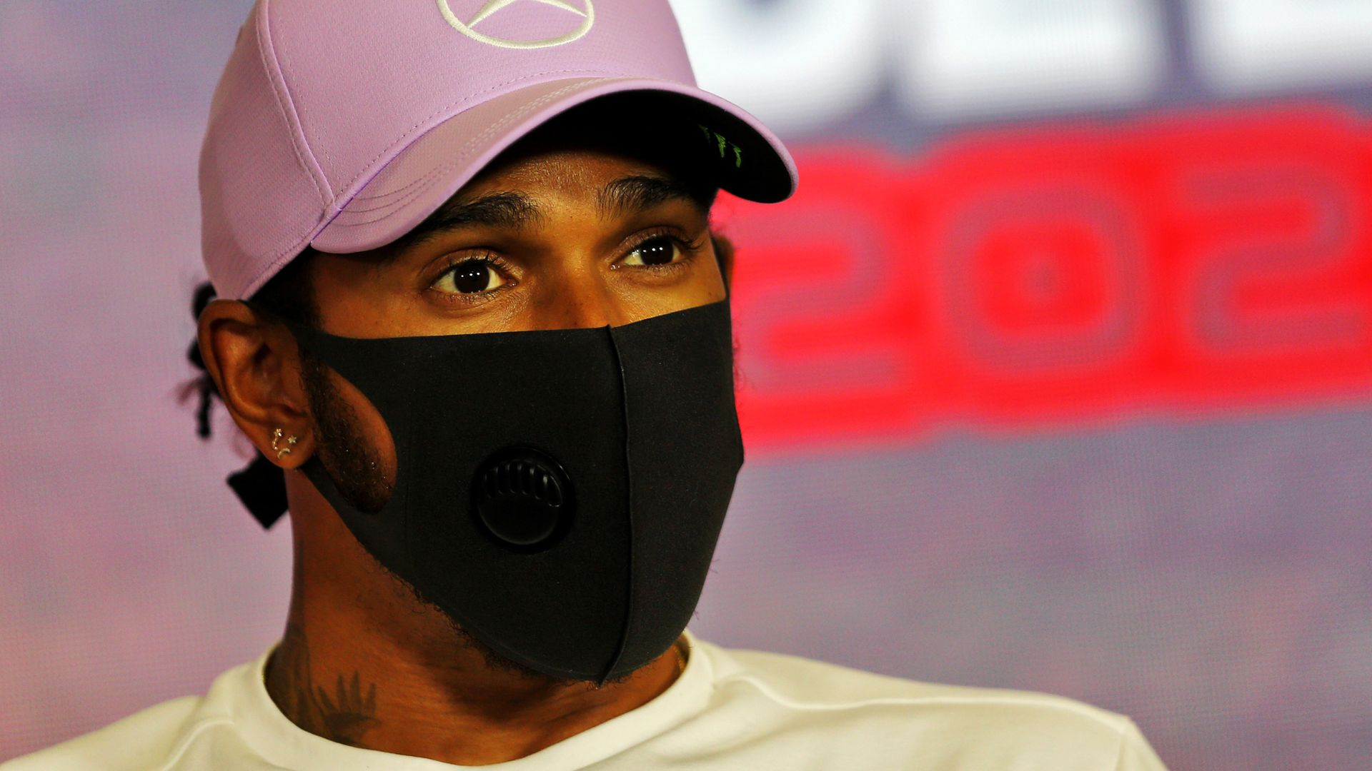 Hamilton unruffled by move to 'slow us down'