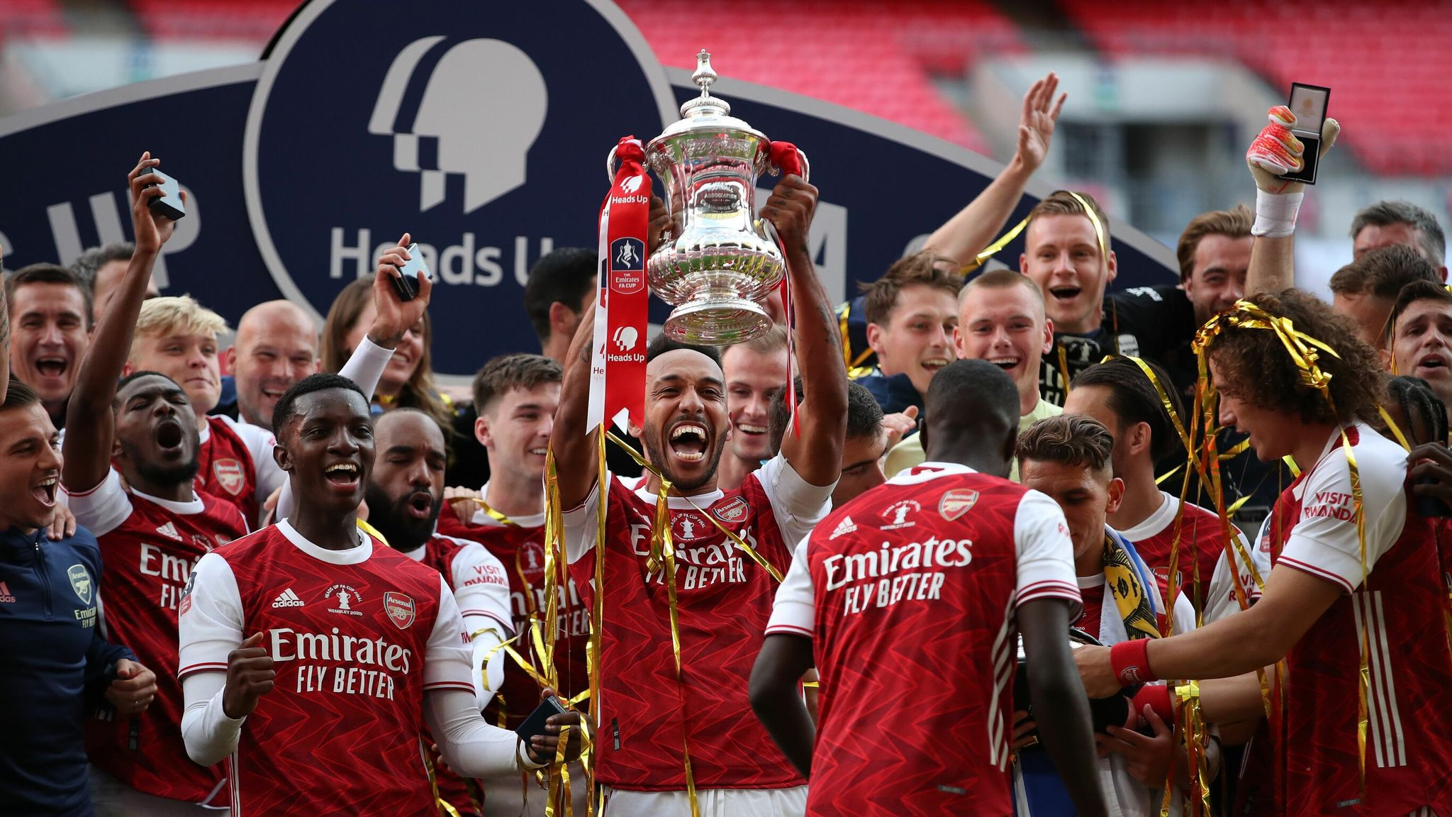 Arsenal 2-1 Chelsea: Pierre-Emerick Aubameyang double settles FA Cup final  | Football News