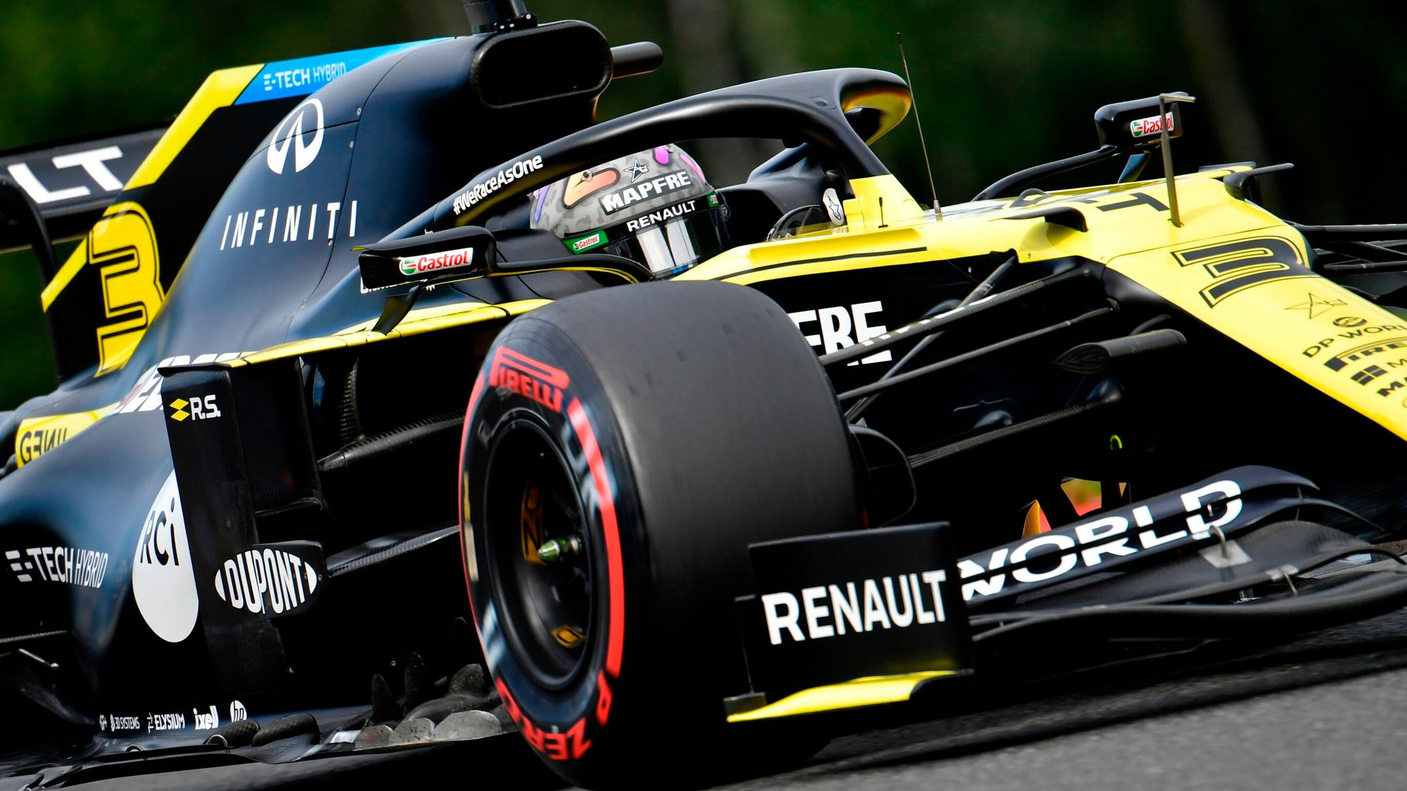 Renault To Be Known As Alpine F1 Team From 2021 Season F1 News