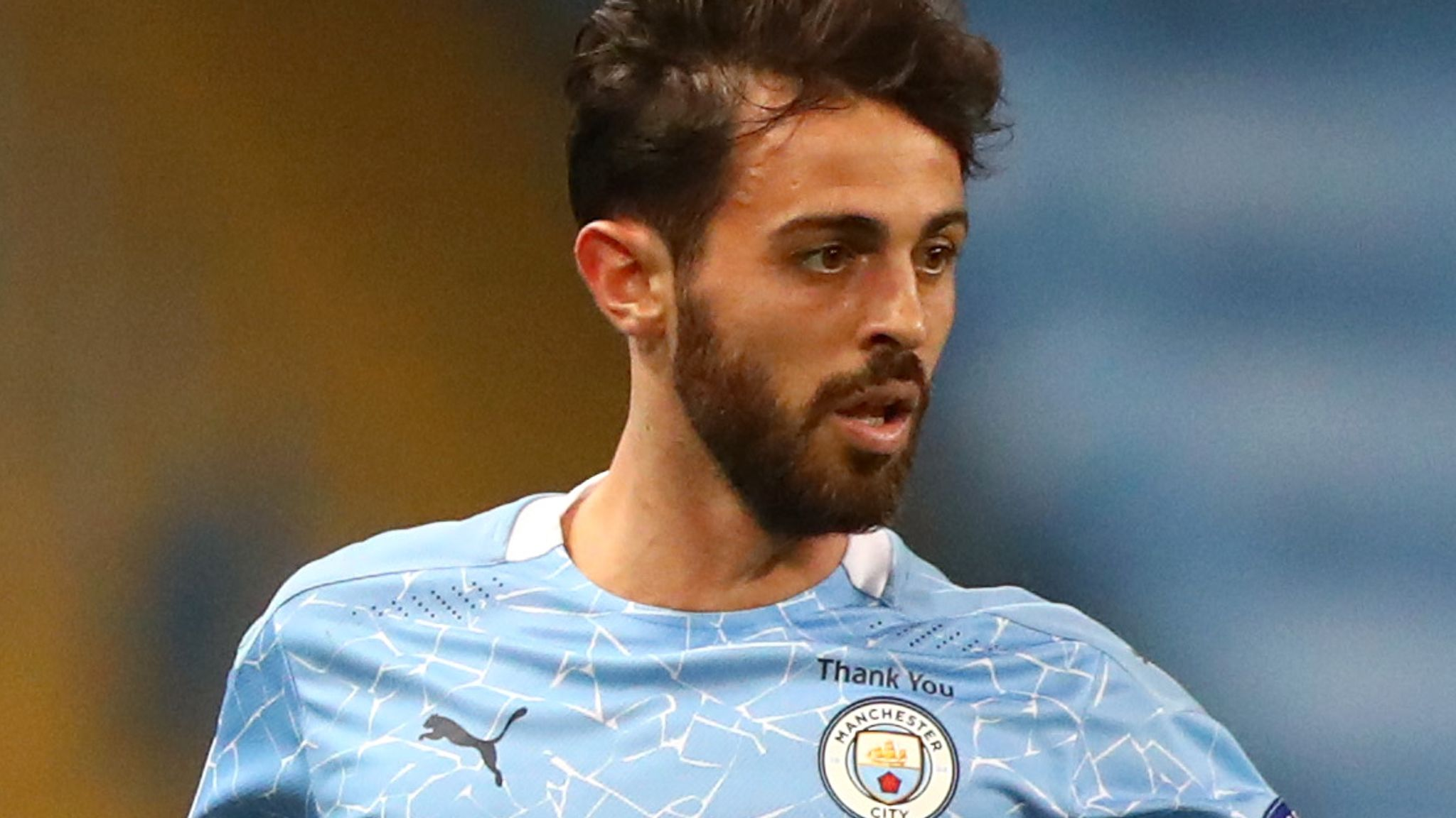 Bernardo Silva: Manchester City star targets Champions League ...