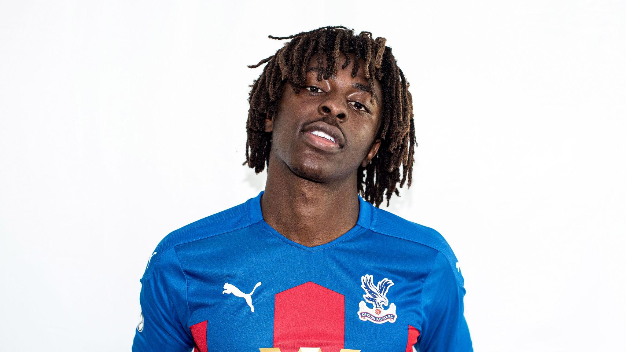 Eberechi Eze: Crystal Palace sign forward from QPR   Football News   Sky Sports