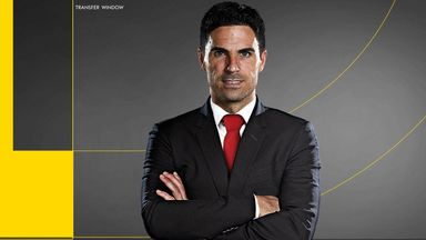 How transfers can help Arteta build his project