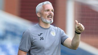 fifa live scores - Coronavirus: St Mirren manager Jim Goodwin says club punishment 'difficult' for individual breaches