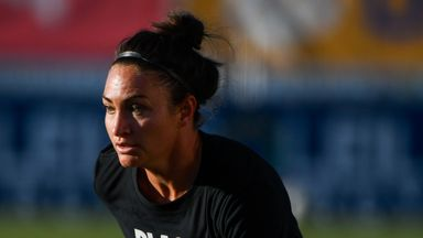 Jodie Taylor joins OL Lyon from American sister club OL Reign