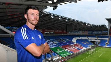 Moore seals Cardiff move