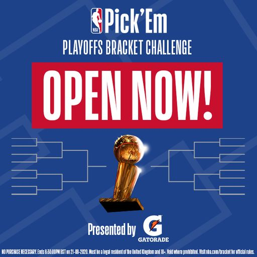 Play the NBA Playoff Bracket Challenge