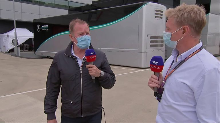 Simon Lazenby and Martin Brundle look ahead to this weekend's 70th Anniversary GP from Silverstone.
