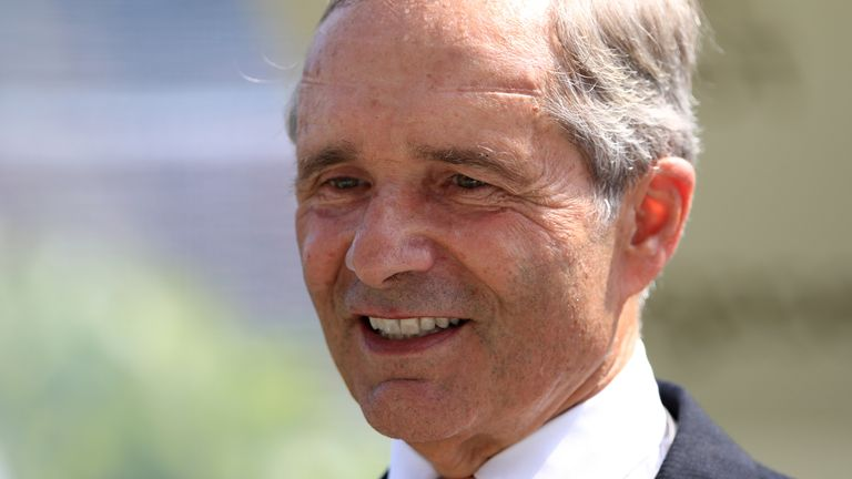 Andre Fabre, trainer