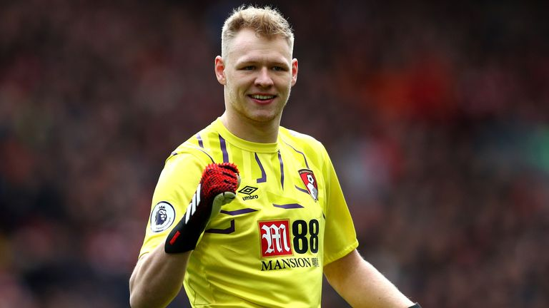 Sheffield United's bid for goalkeeper Aaron Ramsdale has been accepted