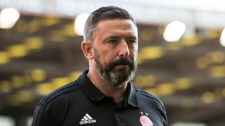 Aberdeen boss Derek McInnes is targeting a long Europa League campaign this season