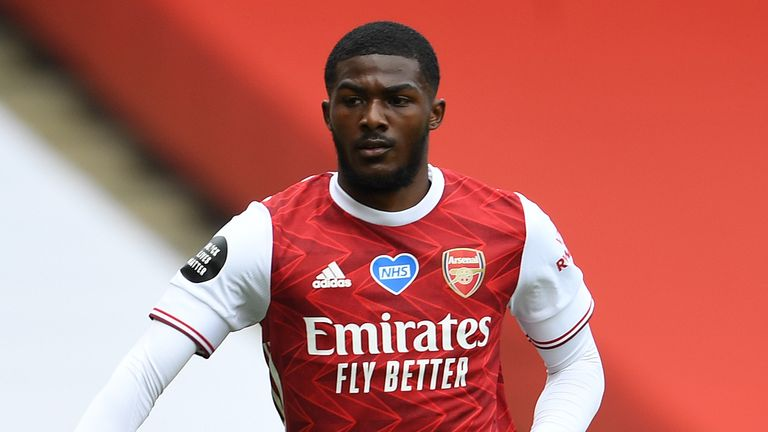 Ainsley Maitland-Niles: Wolves interested in Arsenal midfielder ...