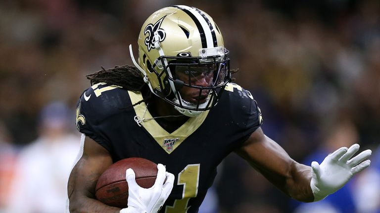 Alvin Kamara has been a three-time Pro Bowler since being drafted by New Orleans Saints