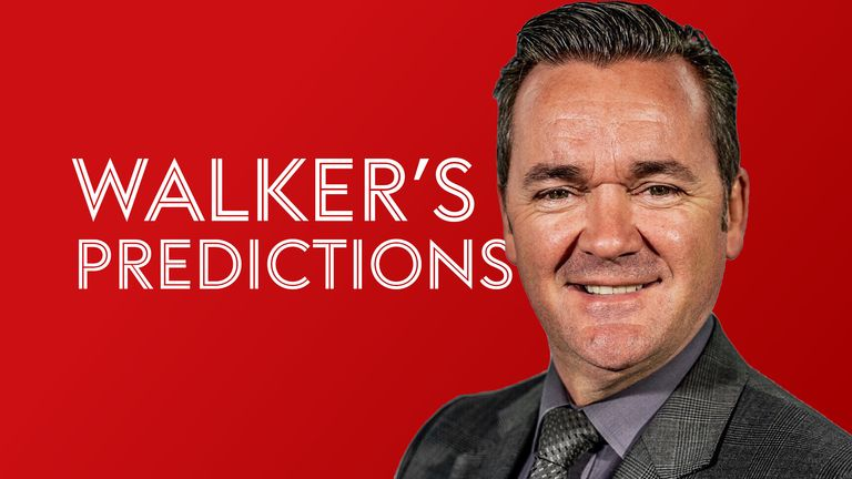 Andy Walker's Scottish Premiership predictions