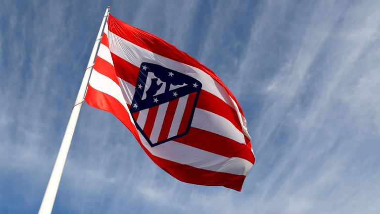 Atletico Madrid confirm two positive cases of coronavirus from yesterday's testing