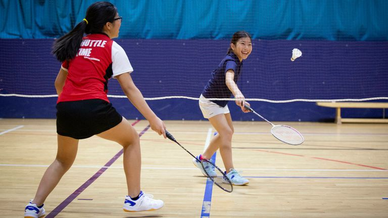 Badminton England organised an Indoor Sports Collective Day to highlight the importance of indoor facilities on physical and mental wellbeing