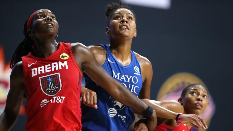 Highlights of the WNBA regular season game between the Minnesota Lynx and the Atlanta Dream from Florida.