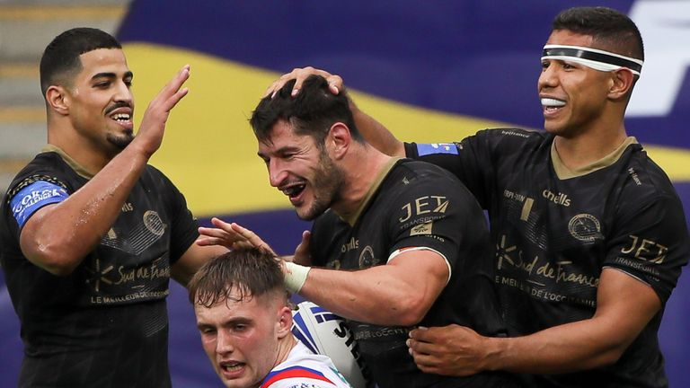 Catalans beat Wakefield in the Challenge Cup on Saturday