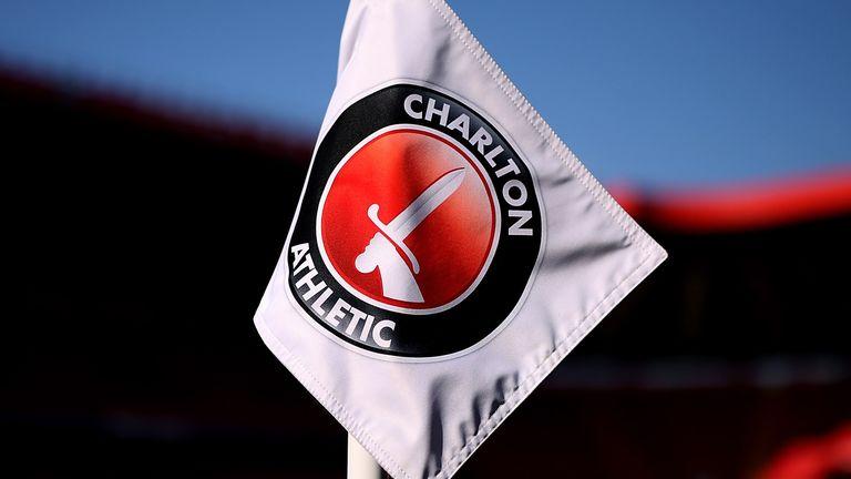 Charlton corner flag