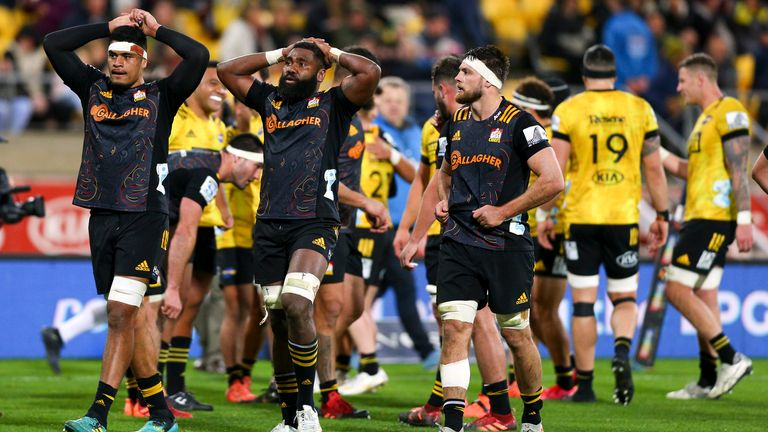 The Chiefs end their Super Rugby Aotearoa campaign without a win