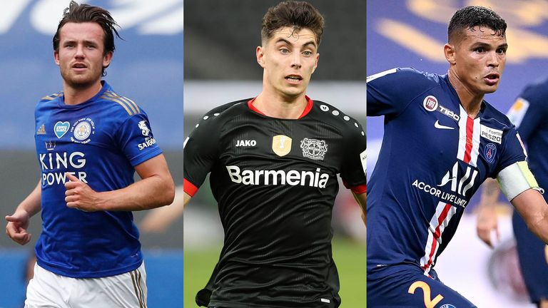 Chelsea are closing in on the signings of Ben Chilwell, Kai Havertz and Thiago Silva