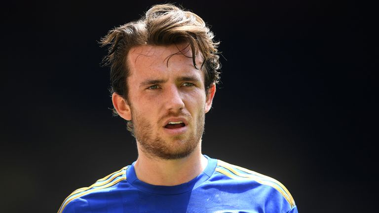 Ben Chilwell has been a long-term target of Frank Lampard