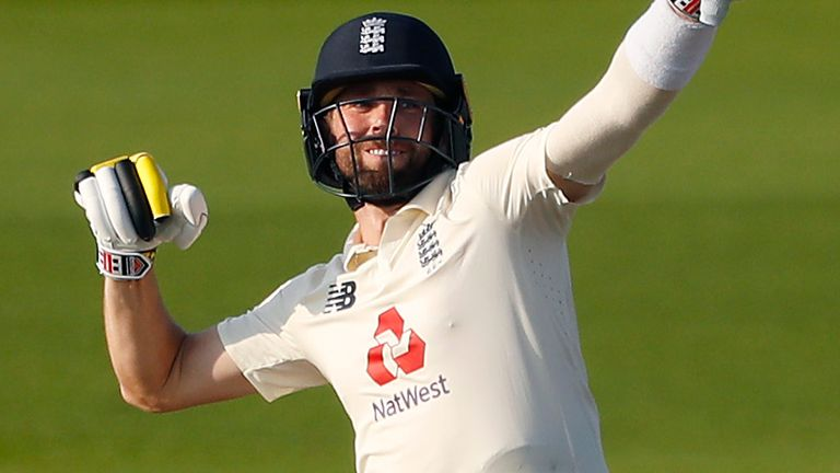 Chris Woakes' 80 not out helped England chase down 277 to beat Pakistan