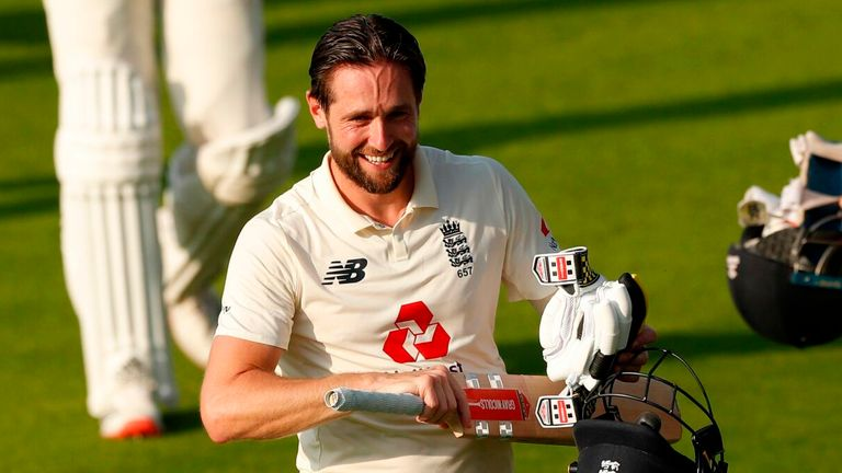 Chris Woakes, England, Test vs Pakistan at Emirates Old Trafford