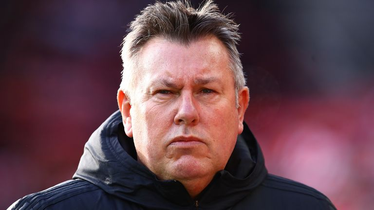 Watford assistant manager Craig Shakespeare looks on during the Premier League match between Liverpool FC and Watford FC at Anfield on December 14, 2019 in Liverpool, United Kingdom.
