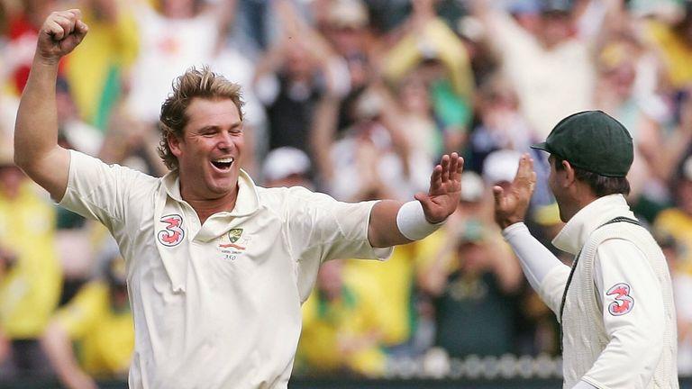 Shane Warne's Australia Test cap was sold for over one million Australian dollars earlier this year