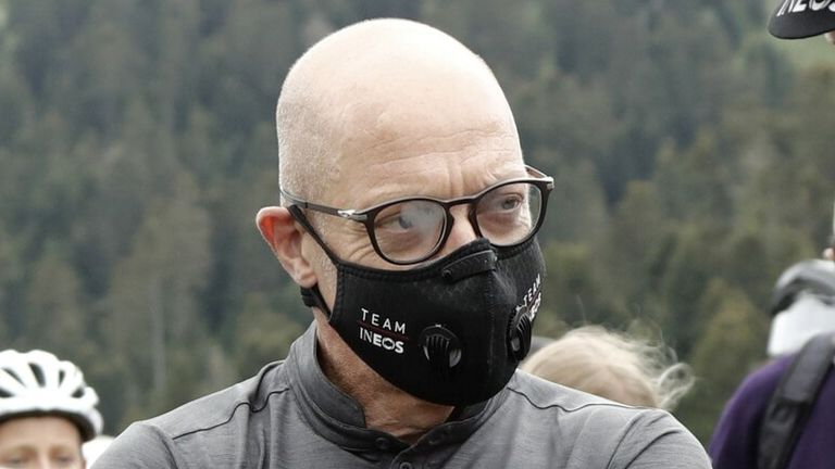 Ineos Grenadiers team principal Sir Dave Brailsford says organisers have worked to make the Tour de France as safe as possible