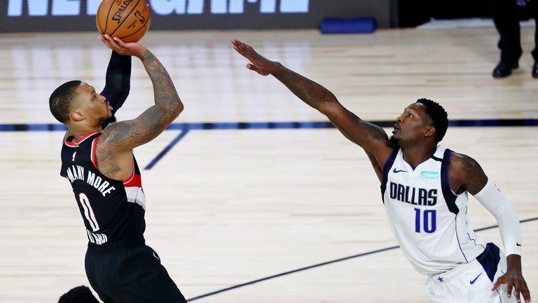 Damian Lillard NBA