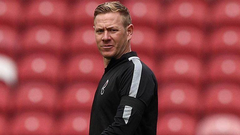 Dean Holden is the new head coach of Bristol City, succeeding Lee Johnson