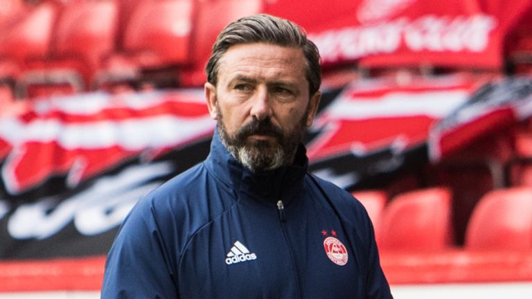 Aberdeen manager Derek McInnes believes his players have already suffered enough