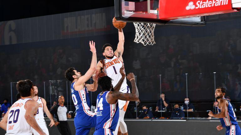 Devin Booker NBA